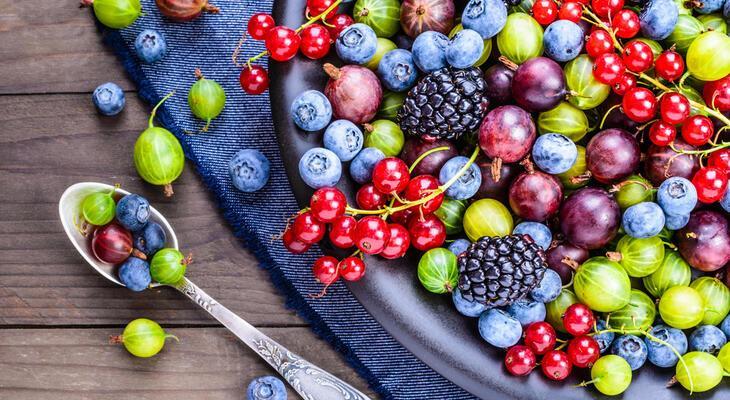 méregtelenítő gyümölcsök