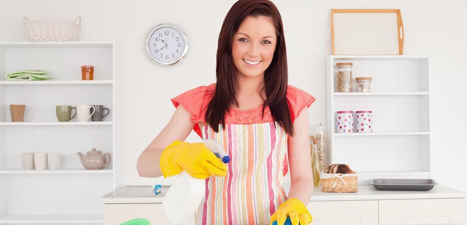 fogyni a ház takarítása közben karcsúsító ikonra