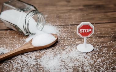 Cukor csökkentése