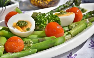 Spárga: a zöldségek királya