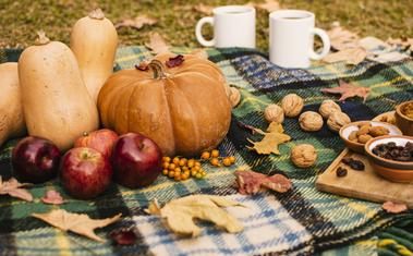 Legjobb szezonális vitamin források ősszel