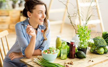 Az egészséges étkezés