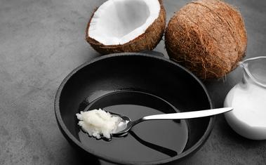 Kókuszolajjal főzni az egészséges étrendért