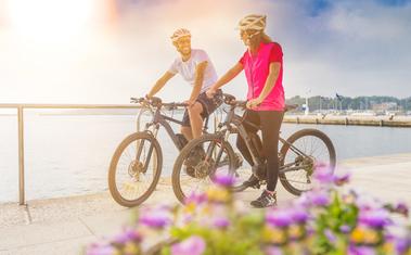 A biciklizés előnyei! Nyeregbe fel!