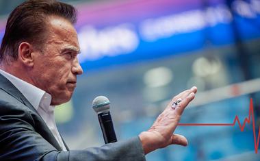 Arnold Schwarzenegger ingyenes edzésprogramja otthonra!