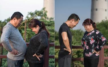 A négytagú család 6 hónap alatt fogyott le!