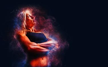 9 érv nőknek a súlyzós edzésre!