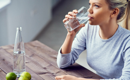 Nem fogod elhinni mi történik, ha nem iszol elég vizet! - Te elég vizet fogyasztasz?